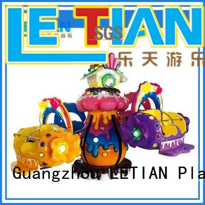 LETIAN Self-control fair rides for sale playground