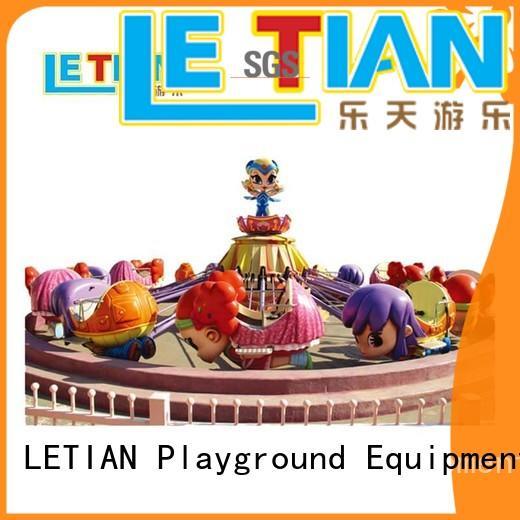 Latest funfair equipment lt7044 company playground