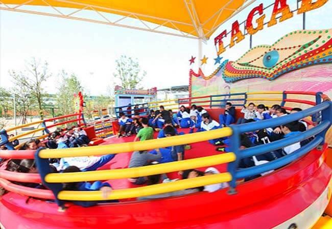 LETIAN amusing ride cup factory amusement park-3