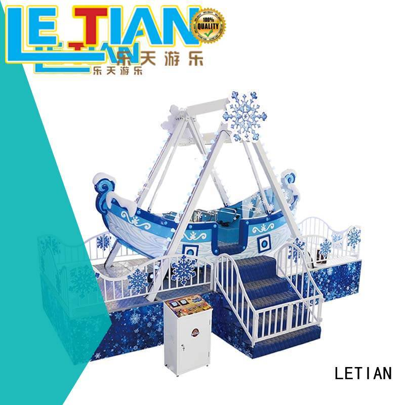 LETIAN revolve kiddie rides for sale for kids carnival