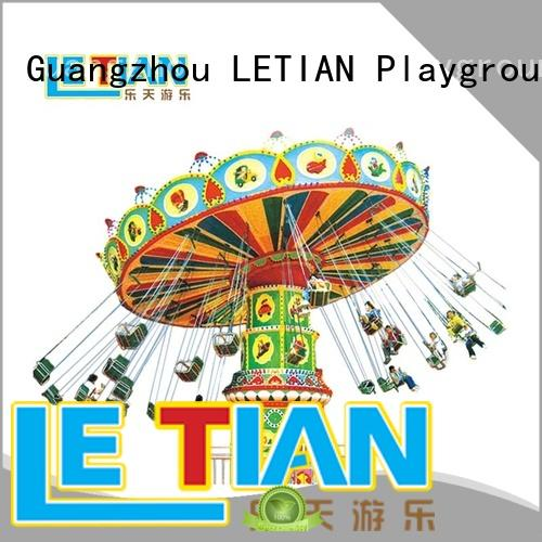 LETIAN High-quality flying swing company fairground
