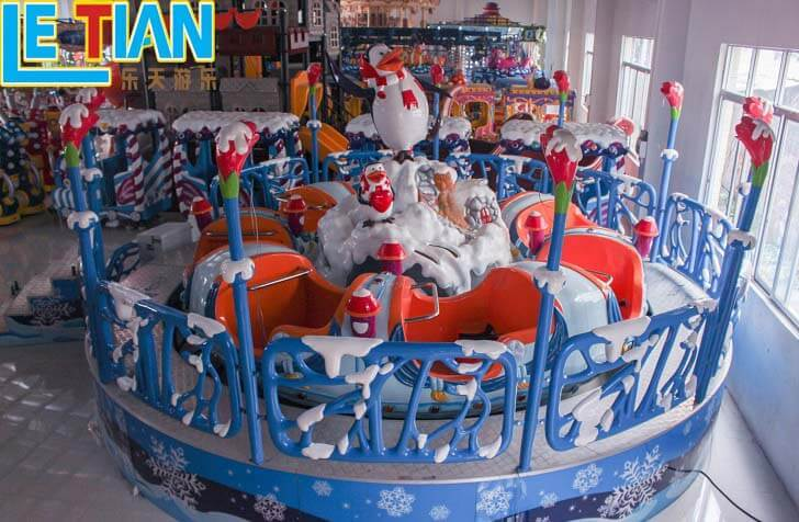 electric ride cup tagada facility theme park-1
