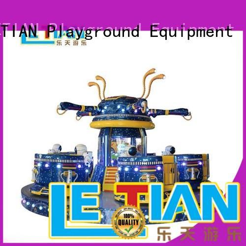 LETIAN funfair cup ride facility amusement park