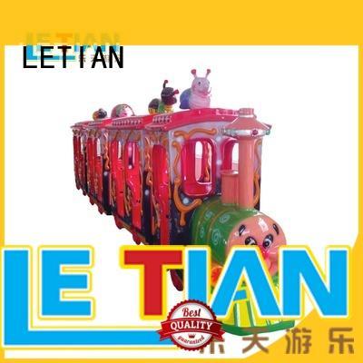 Factory made kids animal track train set LT-7076A