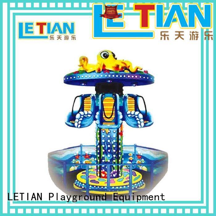 Octopus rotating tower Samba balloon amusement park ride manufacturer LT-7051