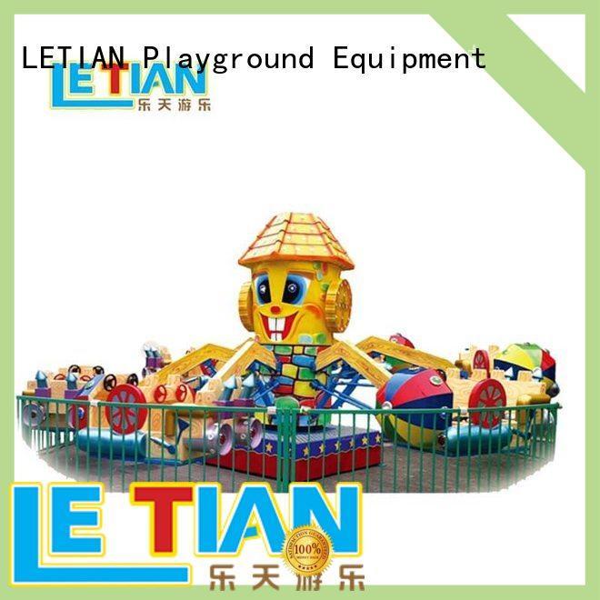 LETIAN rides disco rides manufacturer playground