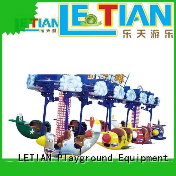 LETIAN sliding fun amusement parks supply mall