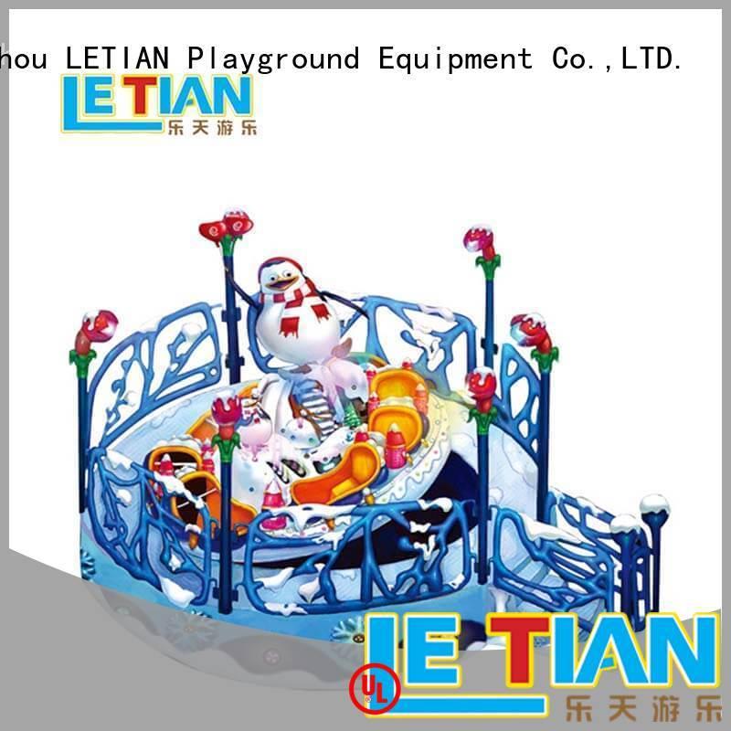 electric outdoor playground equipment lt7067c factory amusement park