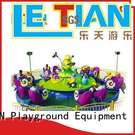 LETIAN carnival ride cup factory amusement park