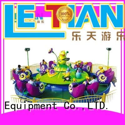 LETIAN theme amusement park rides facility amusement park