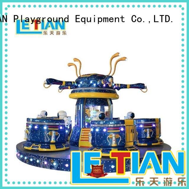 LETIAN chair types of amusement park rides facility theme park