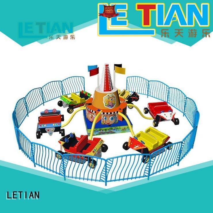 LETIAN seats theme park rides for sale life squares