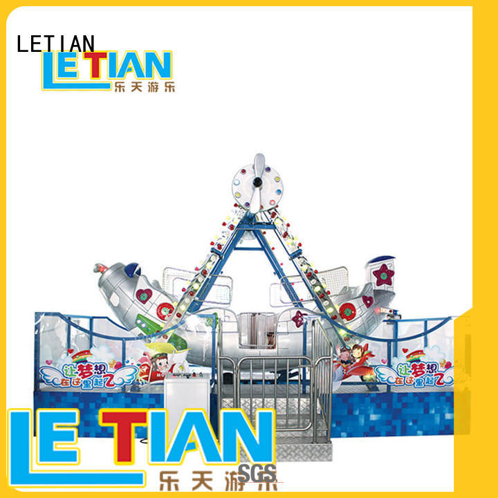 LETIAN lt7059a pirate ship ride carnival