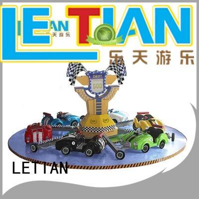 LETIAN hydraulic funfair equipment manufacturer theme park