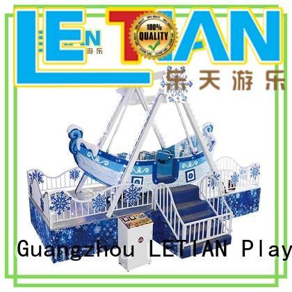 LETIAN entertaining kiddy ride supply playground