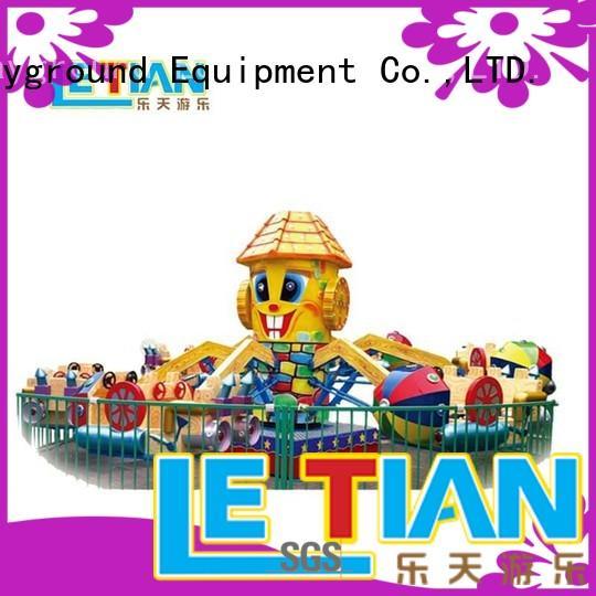 LETIAN High-quality amusement equipment manufacturers children's palace