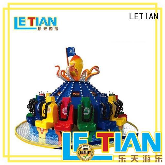 LETIAN fierce spinning teacups wholesale entertainment