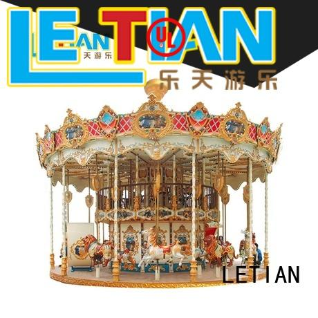 LETIAN lt7032b amusement rides in china design shopping centers