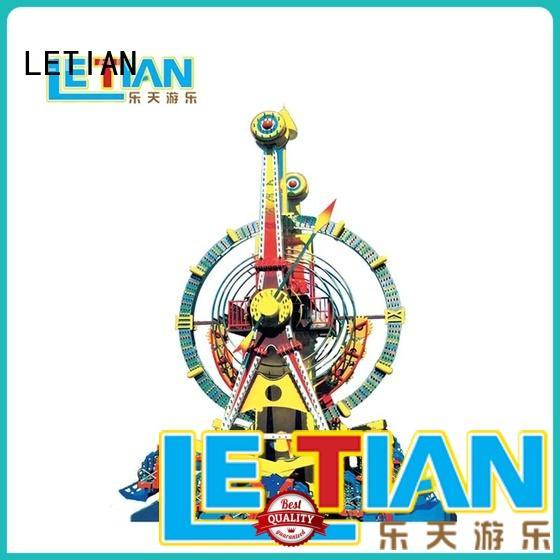 LETIAN pendulum big pendulum ride tourist park playground