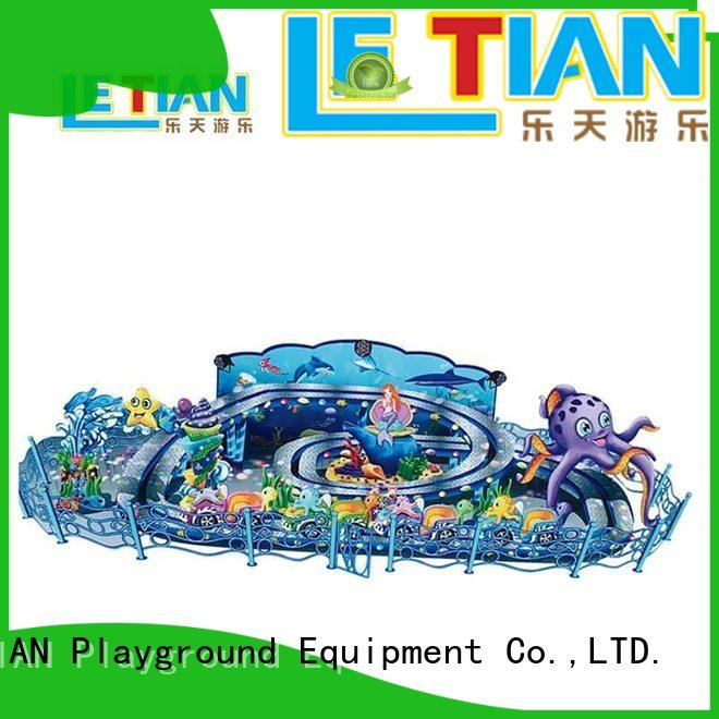 LETIAN lt7067a kids playground equipment facility entertainment