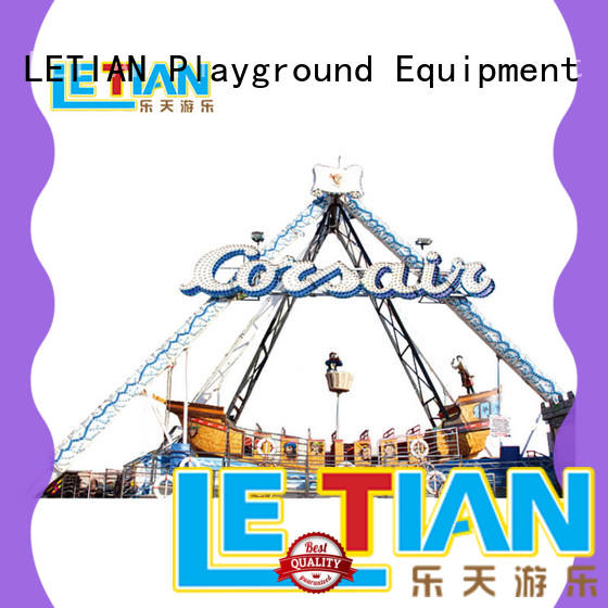 LETIAN stimulation rides for kids tourists mall