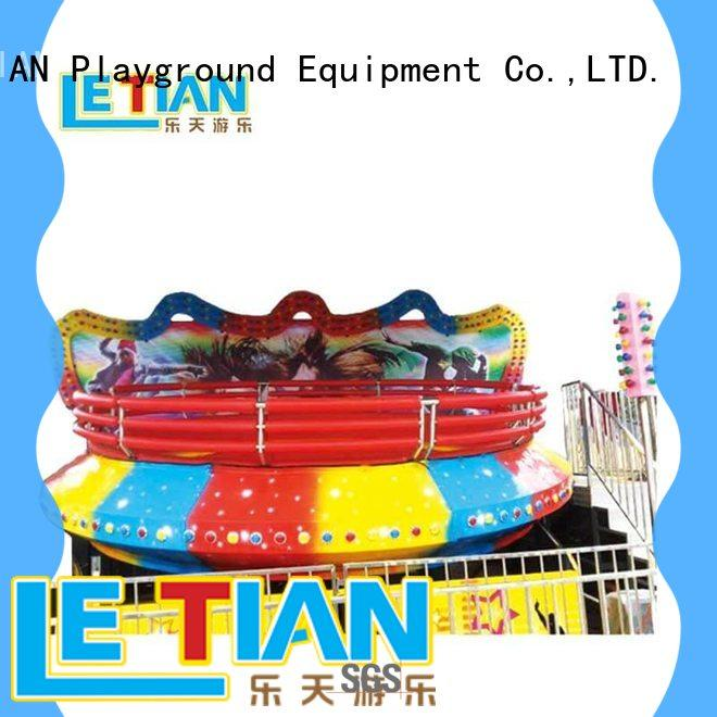 LETIAN interesting ride cup factory entertainment