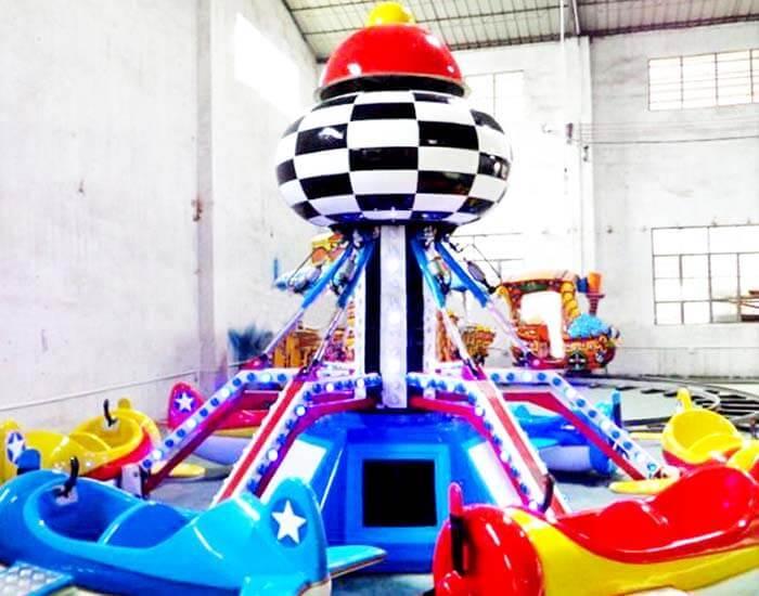 LETIAN Custom amusement equipment manufacturers theme park-3