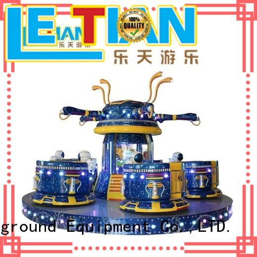 LETIAN rotating spinning cup wholesale amusement park