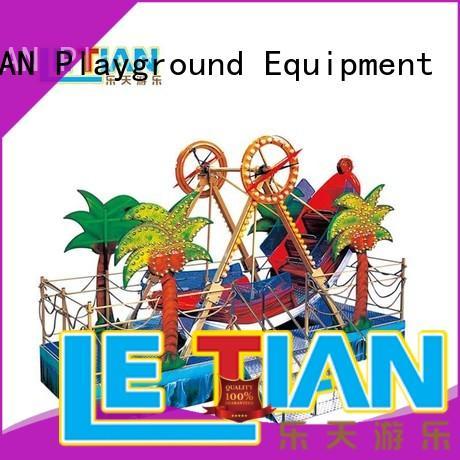 LETIAN sliding rides for kids supply theme park