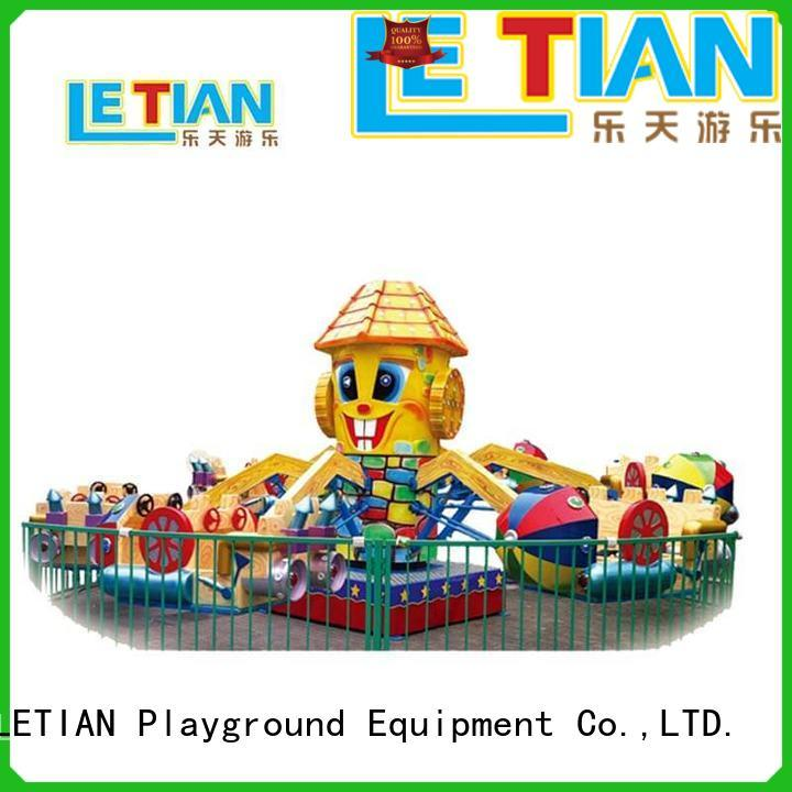 LETIAN attractions carnival rides for children theme park