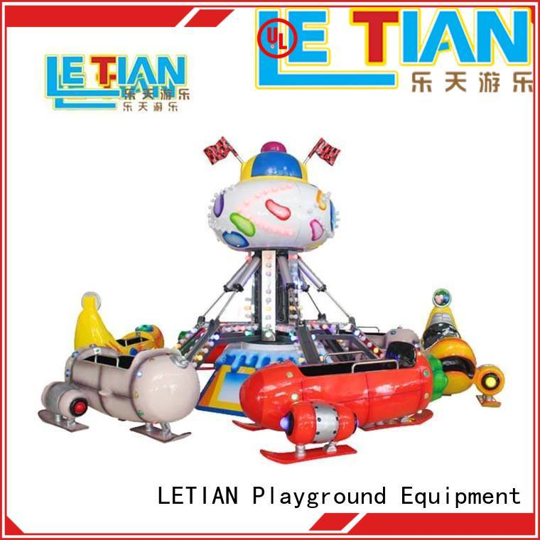 LETIAN stable fair rides Suppliers playground