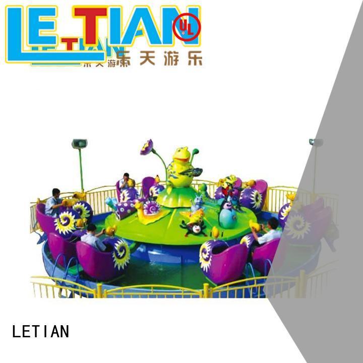 LETIAN 16 types of amusement park rides wholesale playground