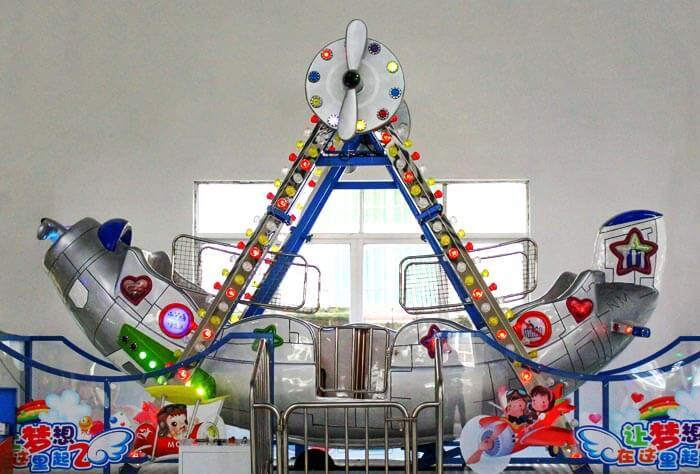 LETIAN stimulation fun amusement parks for children theme park-3