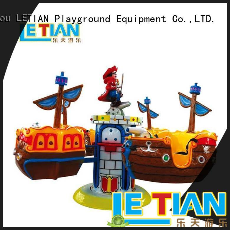 LETIAN samba amusement rides for sale for sale playground