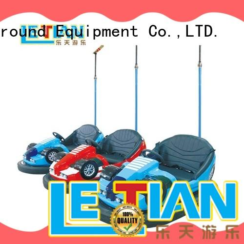 LETIAN lt7073a adult bumper cars for kids entertainment