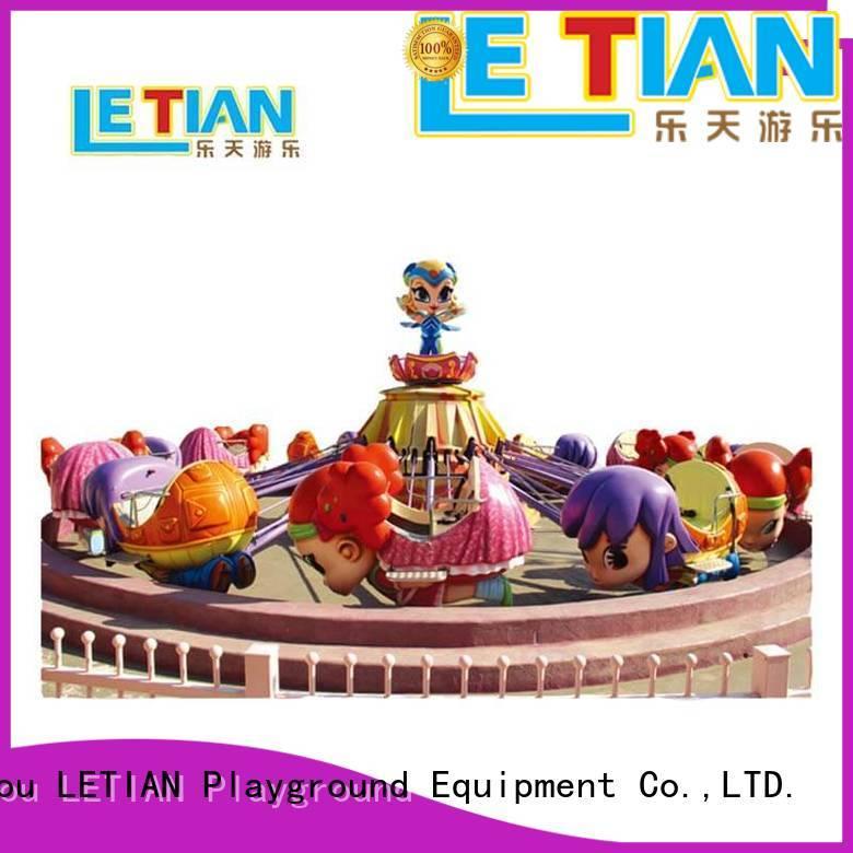 LETIAN octopus samba balloon rides company park