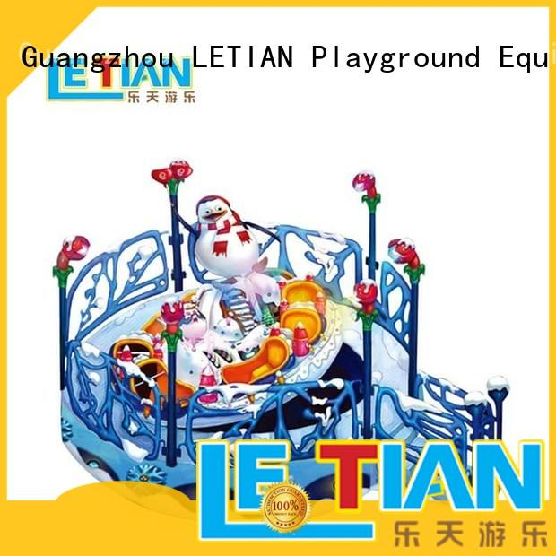 LETIAN flying types of amusement park rides factory playground