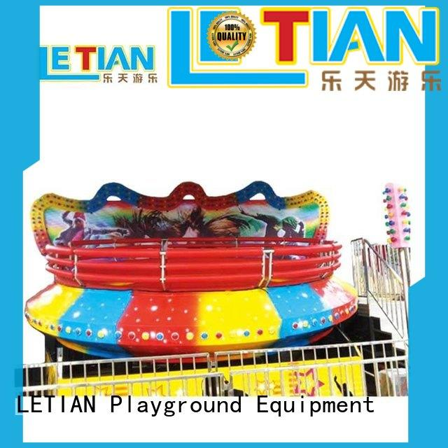 LETIAN climbing spinning cup wholesale playground