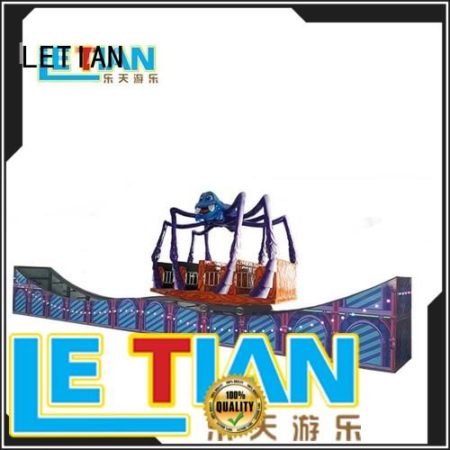 LETIAN outdoor kiddy ride for children mall
