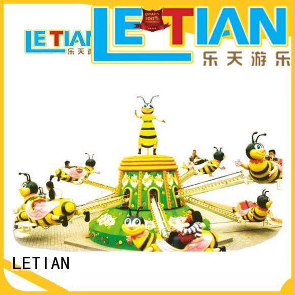 lt7047b funfair rides design life squares LETIAN