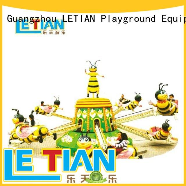 LETIAN Best new carnival rides playground