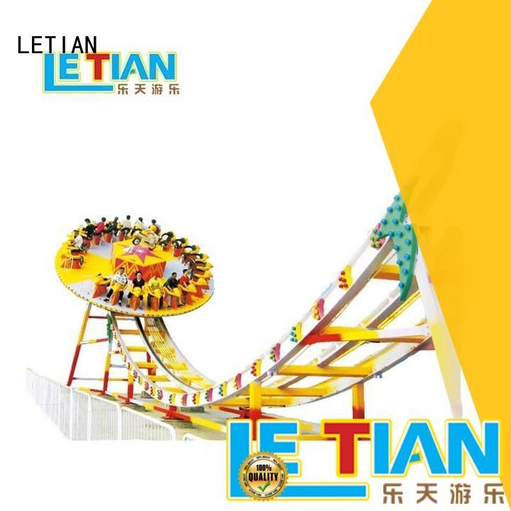 LETIAN lt7059a pirate ship ride for children playground