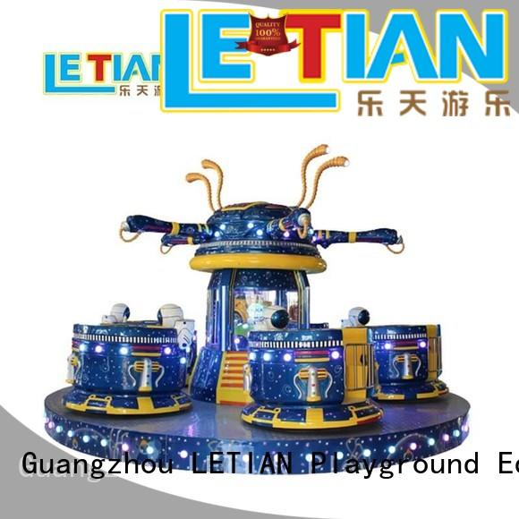 flying spinning cup wholesale theme park LETIAN