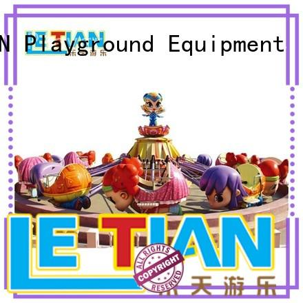 LETIAN attractions amusement rides for child life squares