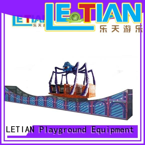 LETIAN sliding best amusement parks mall