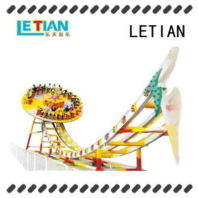 LETIAN outdoor kiddie rides for sale student theme park