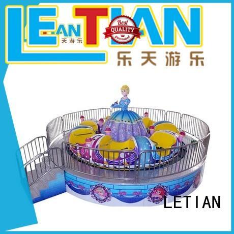 LETIAN lt7066a kids playground equipment facility theme park