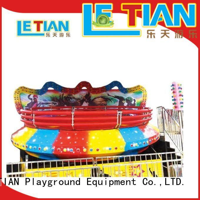 rotating teacup ride disney world factory amusement park LETIAN