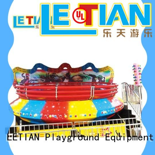 LETIAN seats cup ride factory entertainment