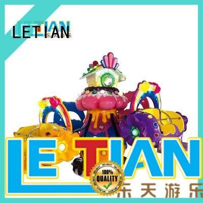 LETIAN professional carnival rides manufacturer park